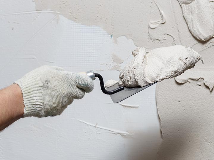 Plaster & Plasterboard